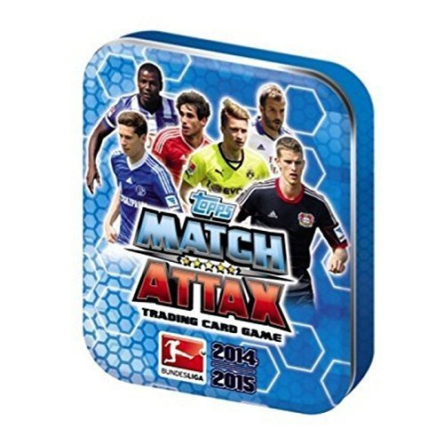 Topps TO00926 - Match Attax 2014/2015, Mini Tindose