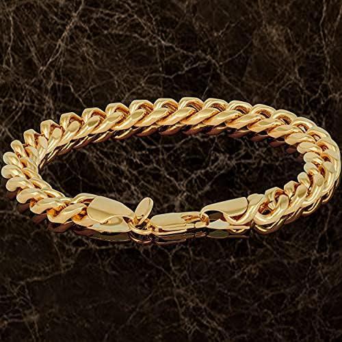 Brazaletes de oro para hombre _image0