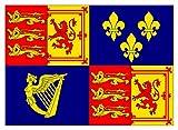 Savent - Bandera de Reino Unido de Gran Bretaña, 1707-1714