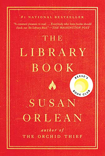 Compare Textbook Prices for The Library Book Reprint Edition ISBN 9781476740195 by Orlean, Susan