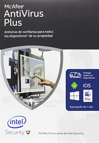 McAfee Antivirus Plus 2016 - Software De...