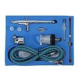 Pistola de pintura de aerosol aerógrafo Spray Mini aerógrafo Compresor Set Aerógrafo Kit para decoración de pasteles