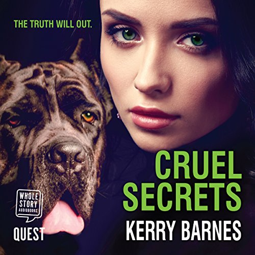 Cruel Secrets audiobook cover art