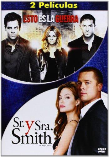 Esto Es La Guerra / Sr Y Sra Smith - Duo [DVD]
