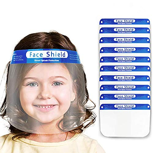 JSPOYOU Child Shield Protector Kitchen Oil Splash Anti-smoke Protective