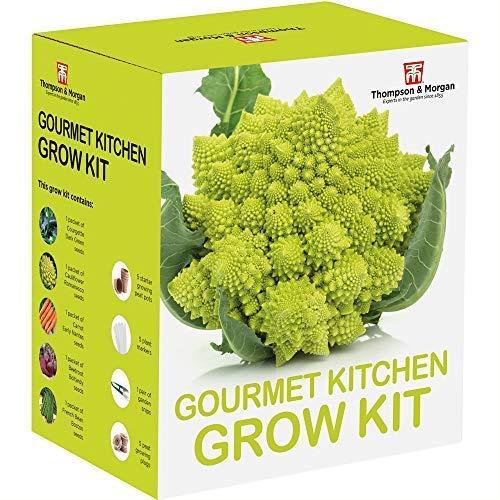 Thompson & Morgan Grow Kits Cadeau Boîtes - Gourmet Cuisine