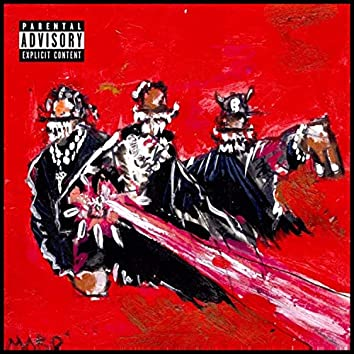RED Room (feat. 3dee & Madmanmargiiela)