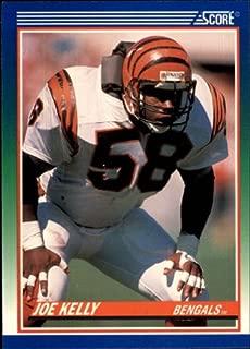 1990 Score Football Card #381 Joe Kelly