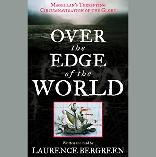 Over the Edge of the World audiobook cover art