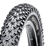 Maxxis Ignitor Mountain Bike Tire (Folding 70a, 29x2.1),Black