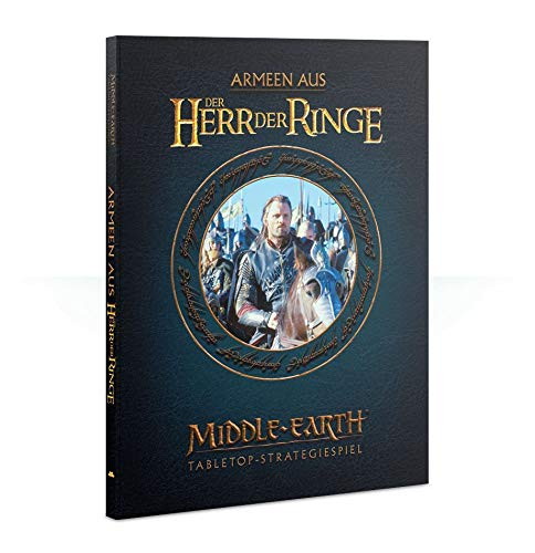 Games Workshop Armeen aus Herr der Ringe (Deutsch) Lord of The Rings