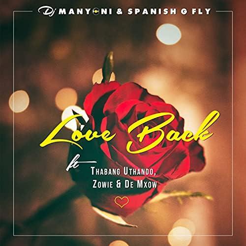 DJ Manyoni SA feat. Zowie, Spanish G fly, Thabang & DAMXO3