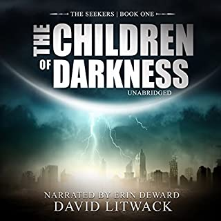 The Children of Darkness audiobook cover art