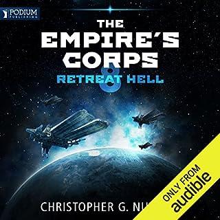 Retreat Hell audiobook cover art