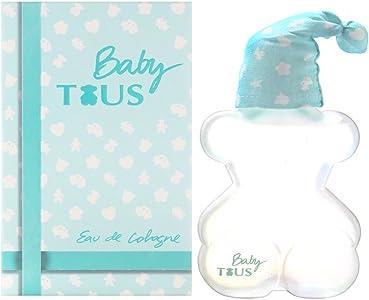 TOUSTous Baby Agua de Colonia Vaporizador - 100 ml