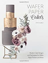 Best wafer paper cakes book Reviews