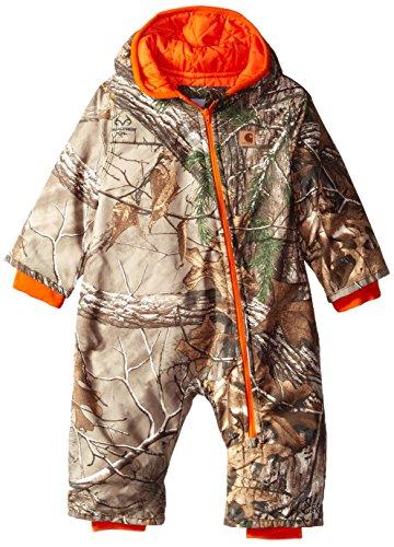 Carhartt Baby Boys' Camo Snowsuit