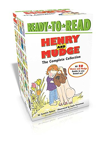 Henry and Mudge The Complete Collection: Henry and Mudge; Henry and Mudge in Puddle Trouble; Henry and Mudge and the Bedtime Thumps; Henry and Mudge ... under the Yellow Moon, etc. (Henry & Mudge)