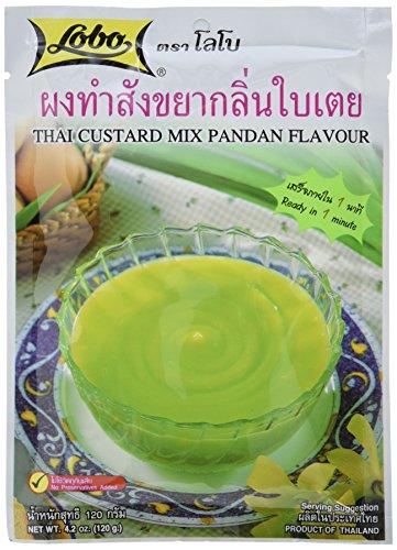 Lobo Pudding thail. Pandan, 12er Pack (12 x 120 g)