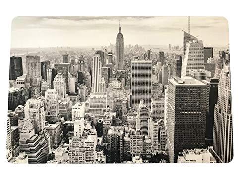 Schreibtischunterlage Manhattan/New York/Amerika/Stadt/Skyline 40 x 60 cm abwischbar