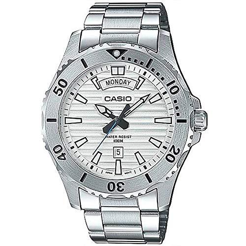Casio MTD-1087D-7A Reloj de Pulsera para Hombre