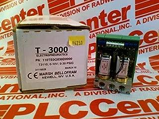 BELLOFRAM 110TE0G030D000 Pressure TRANSDUCER 0-10V 0-30PSI