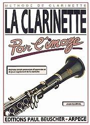 Partition : La clarinette par l\'image