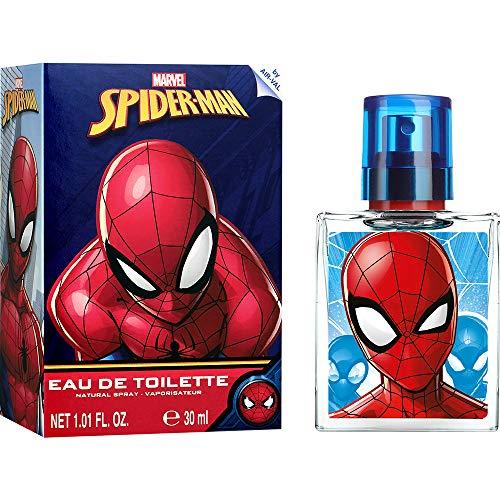 Air-Val International Air-val ultimate spiderman eau de toilette 30 ml im coolen glasflakon geschenk für jungen