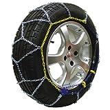 Michelin 89803 Chaînes à neige M1 avec système Extrem Grip 64, compatibles ABS et ESP,...