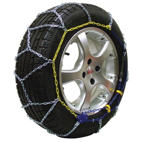 Michelin 89802 Schneekette M1 Extrem Grip 62, ABS und ESP kompatibel, TÜV/GS und ÖNORM, 2 Stück