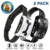 Best Bark Collars - Bark Collar 2 Pack [Upgraded] | Anti-Barking Collar Review