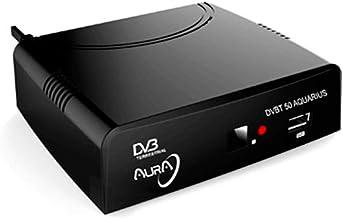 Aura DVBT 50 Aquarius - Sintonizador de TV