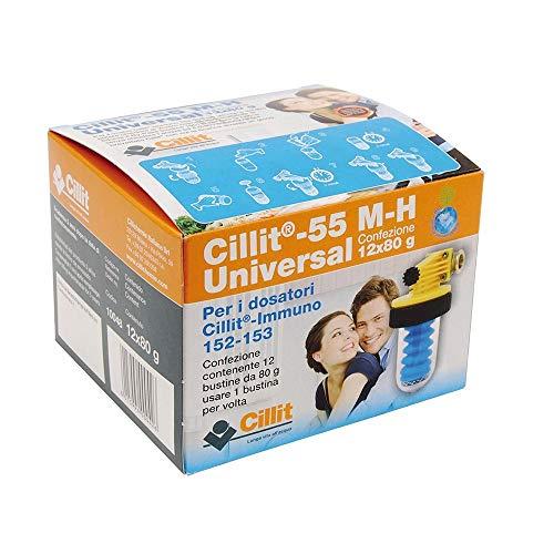 Cillit-55 M-H Universal Confezione 12 bustine x 80 g