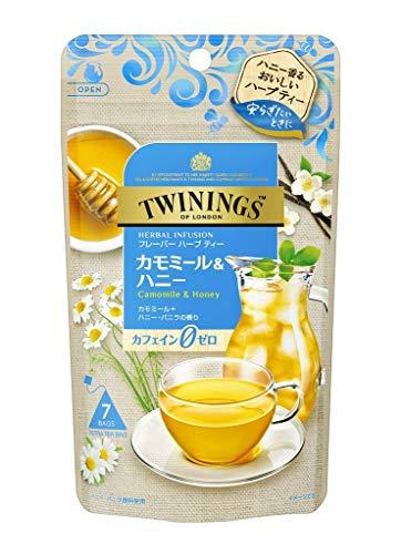 トワイニング カモミール&ハニー 1.5g×7 まとめ買い(×6)