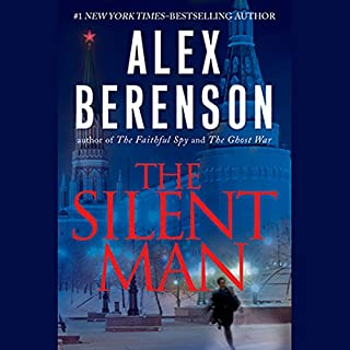 The Silent Man audiobook cover art