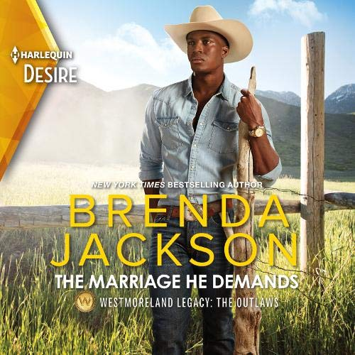The Marriage He Demands Audiobook By Brenda Jackson cover art
