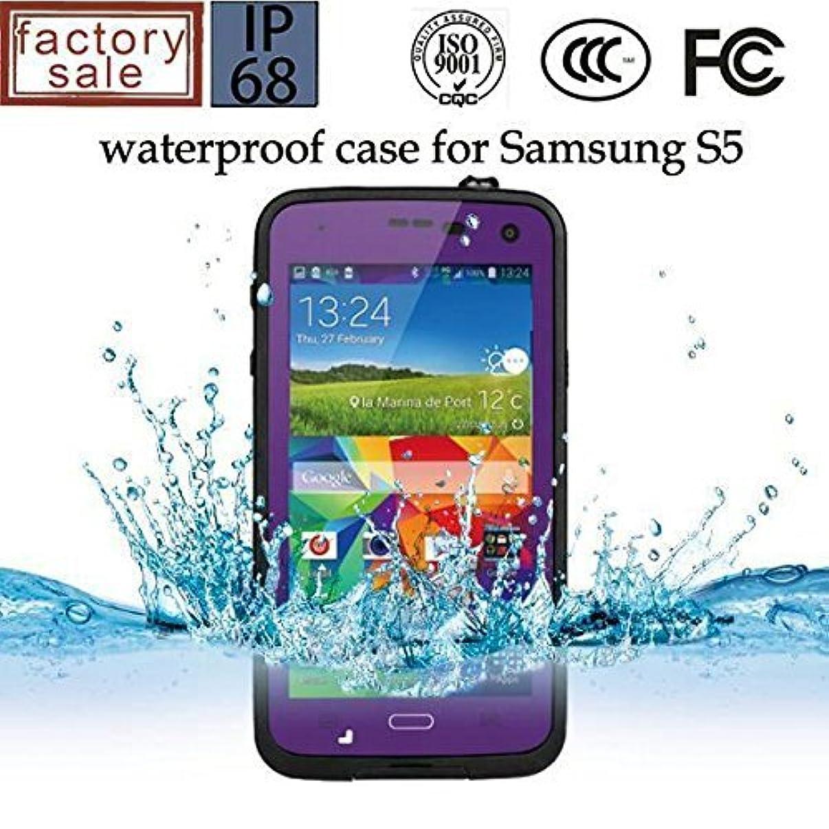 Queens Waterproof Case, Purple