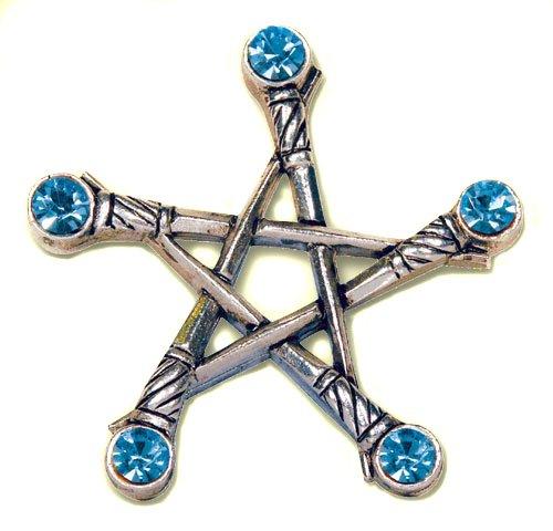 Ars-Bavaria Pentagramm der Schwerter, Schutz vor negativer Energie