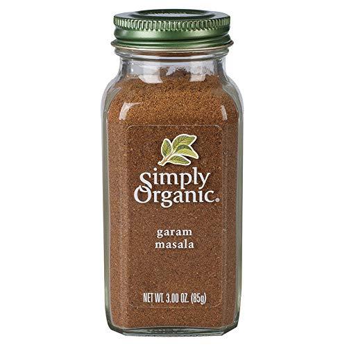 Simply Organic Garam Masala, Certified Organic   3 oz