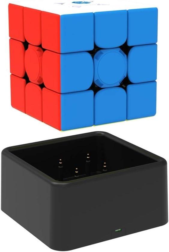 58 opinioni per GAN 356i2 3x3 Smart Cube Stickerless