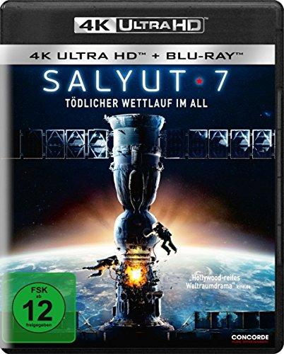 Salyut-7 - Tödlicher Wettlauf im All (4K Ultra HD) (+ Blu-ray 2D)