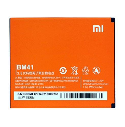 Todobarato24h Bateria BM41, Compatible con Xiaomi 2A / Redmi 1s / Redmi 2? 2000mAh, 3.7/4.2V