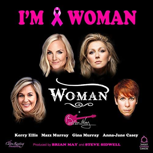 Woman, Brian May feat. Kerry Ellis, Gina Murray, A-J Casey & Mazz Murray