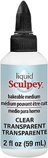 Sculpey Sculpey Liquid Bakeable Clay - Clear 2Oz, Clear