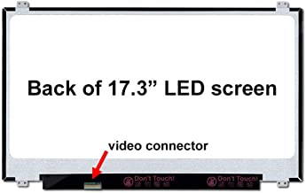 SP FHD 1920x1080 F7 IPS Matte SCREENARAMA New Screen Replacement for LP173WF4 LCD LED Display with Tools