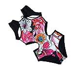 Bañador de una Sola Pieza para Mujer Sense EuropUPC y Americano Ajustado Traje de baño Femenino Bikini de natación Ropa de Primavera Caliente Color De La Imagen Large