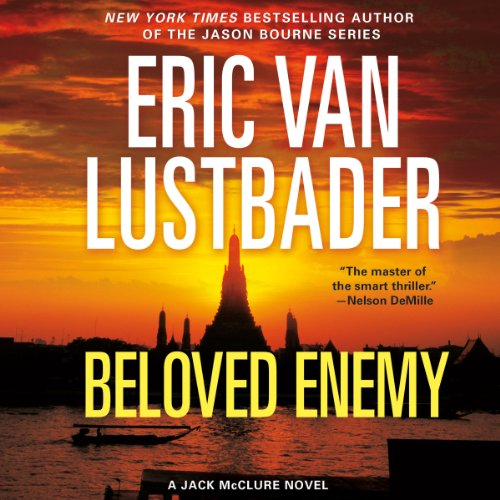 Beloved Enemy audiobook cover art