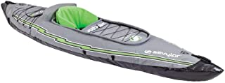 Sevylor Quikpak K5 1-Person Kayak (Renewed)