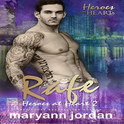 Rafe audiobook cover art
