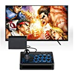 Family Game Console, Retro HD Games with Joystick Support for Computer Projector TV Thousands Classic Arcade Games